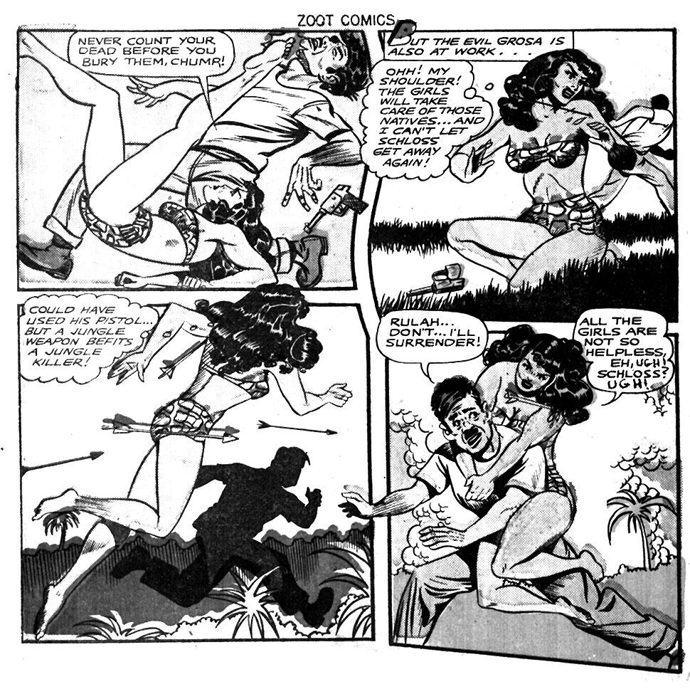 Domination female kandor story she hot
